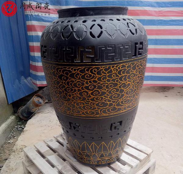 陶瓷地壇燈